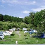 宍粟市のキャンプ場